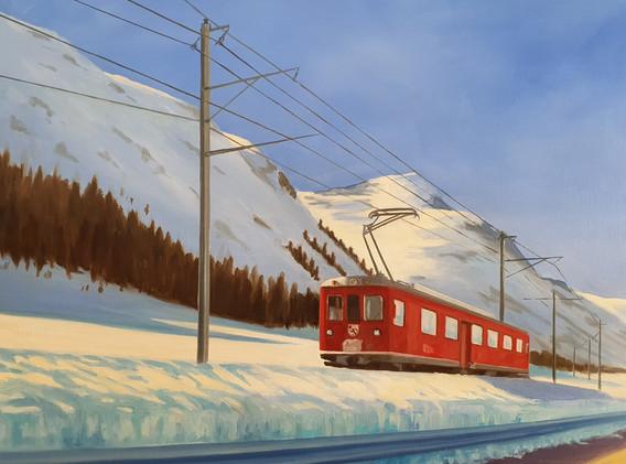 Train d'Engadine