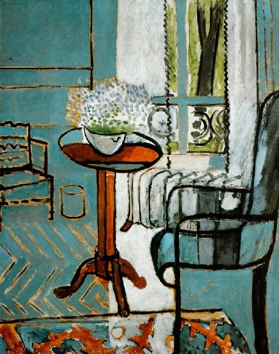 La fenêtre, Matisse