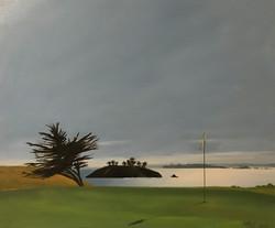 Après la Bérézina, Dinard Golf