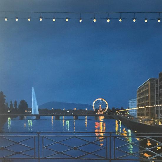 Geneva by night I