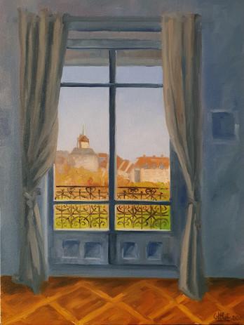 Printemps aux Bastions, Gaëlle, 2020