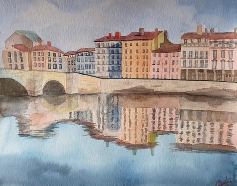 Souvenirs de Lyon, Gabrielle, 2020