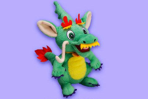 Large Happy Dragon #011