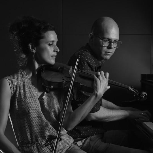 Duo Carte Blanche Piano-Viool