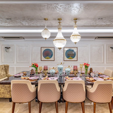 Luxuary Dinning Room