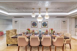 Luxuary Dinning Room