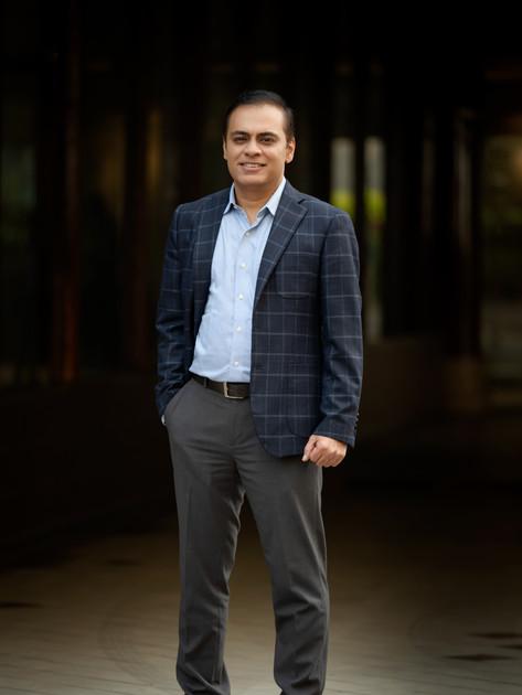 Corporate Male Portrait