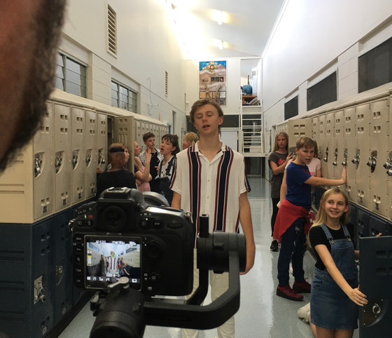 Acting for the camera, a business skill for life