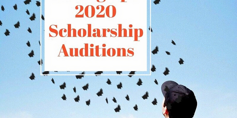 Acting Up! Scholarship auditions