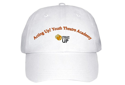 Acting Up Embroidered Hat