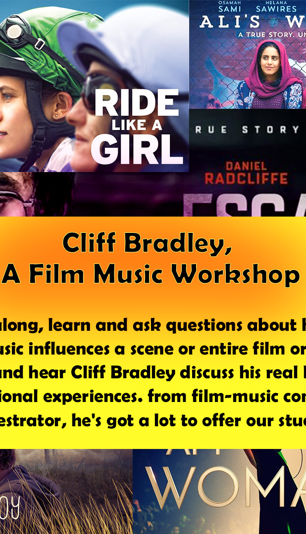 Cliff Bradley workshop