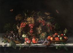 VERROCCHI, Agostino - Natura morta con u