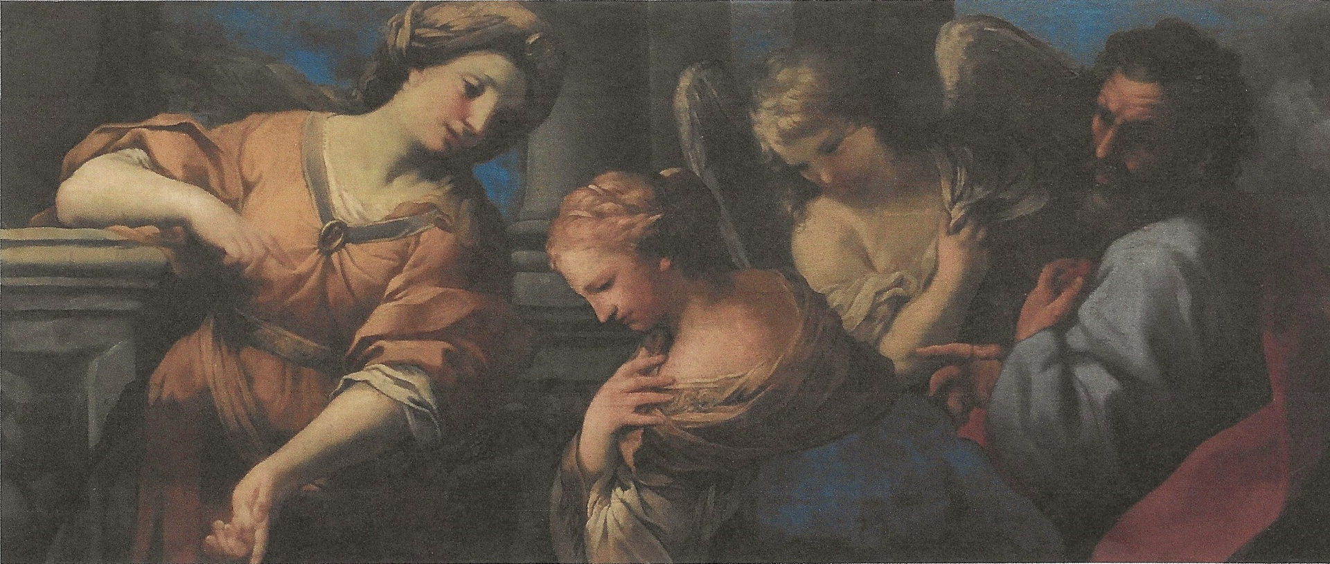 ROMANELLI, Giovan Francesco