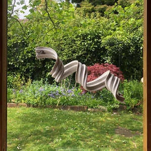 Buyer's summerhouse installation