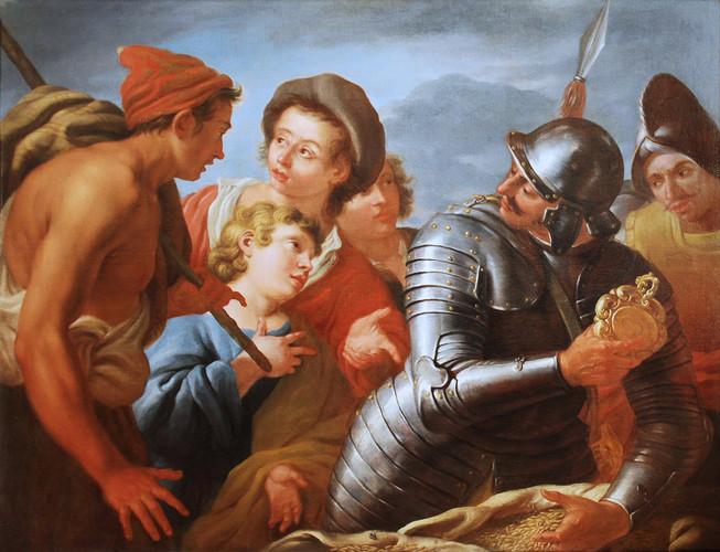 DE MATTEIS, Paolo - Storia di Beniamino e i fratelli