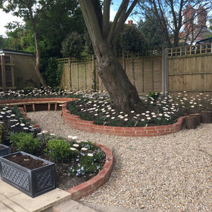 Garden complete!