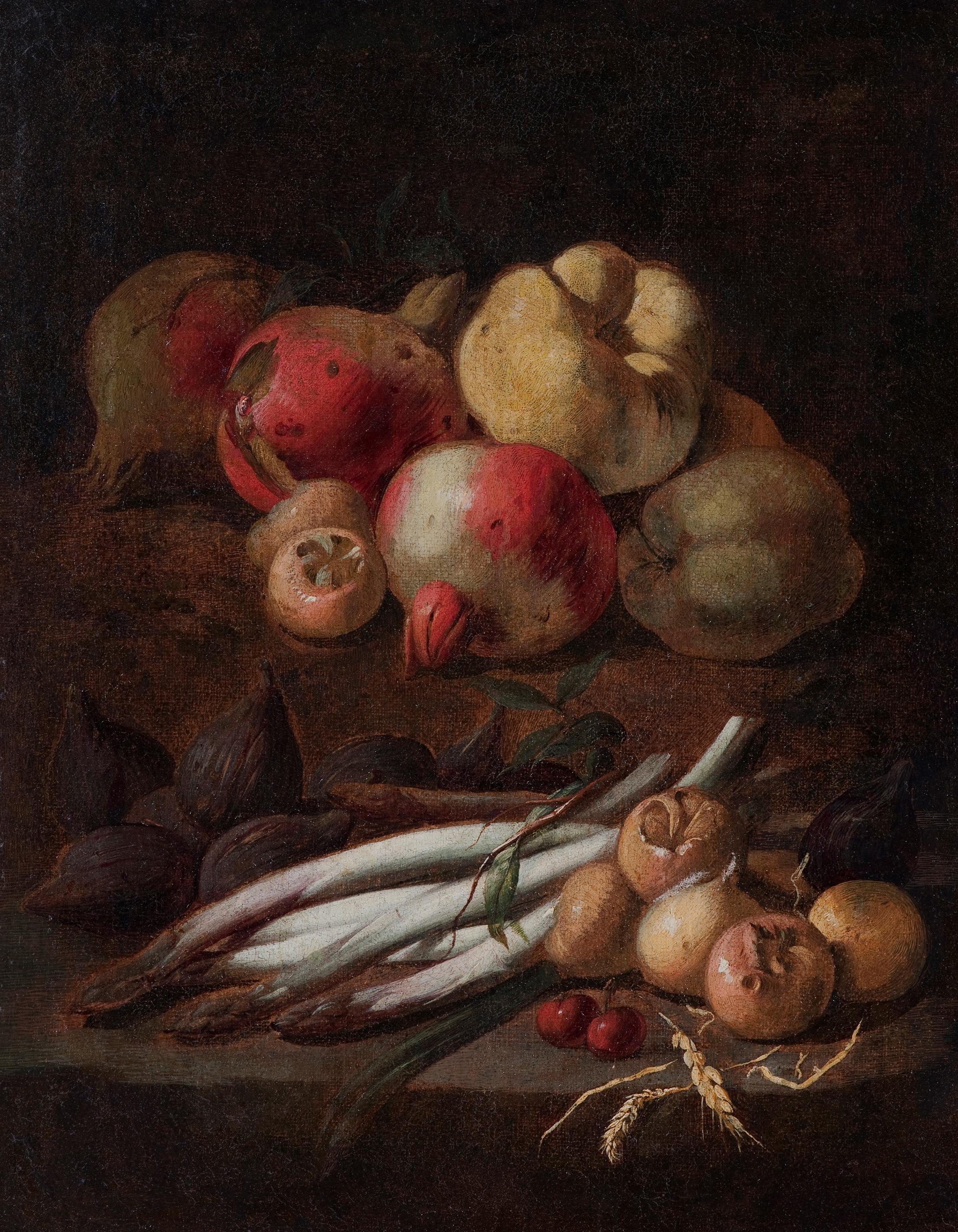 ROSSI, Angelo Maria - Natura morta di fr