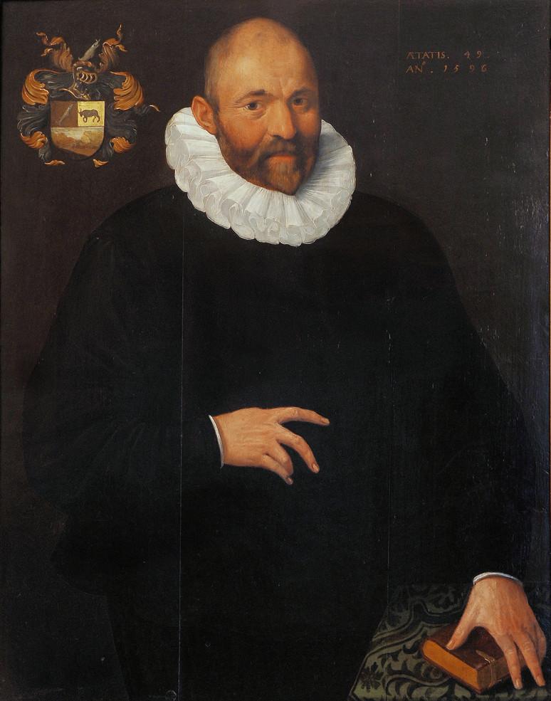 VAN SWANENBURG, Isaac Claesz