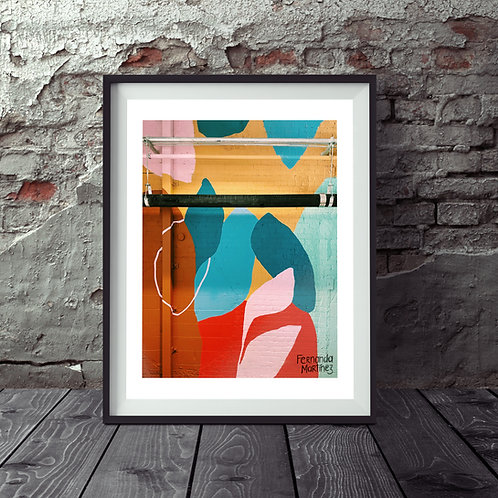 Limited Edition 'Glorious Revisited' Art Print