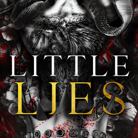 {NOW LIVE!} Little Lies by Elena M. Reyes
