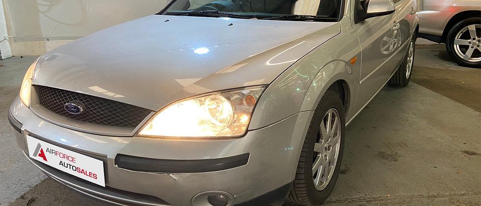 Ford Mondeo 2.0 ZETEC