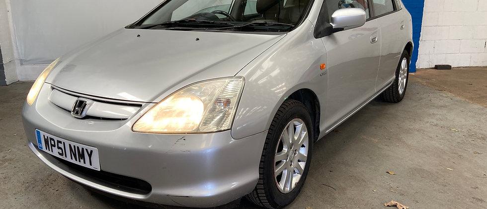 Honda Civic 1.6 i-VTEC SE