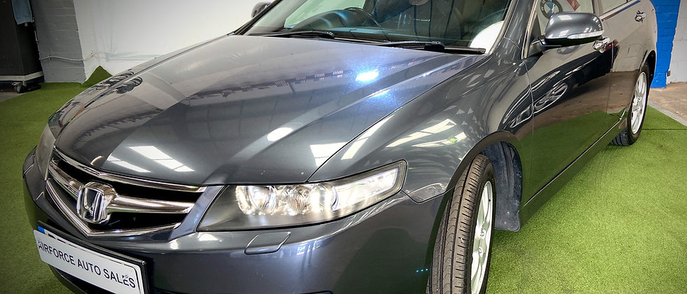 Honda Accord 2.0 i-VTEC EX Auto