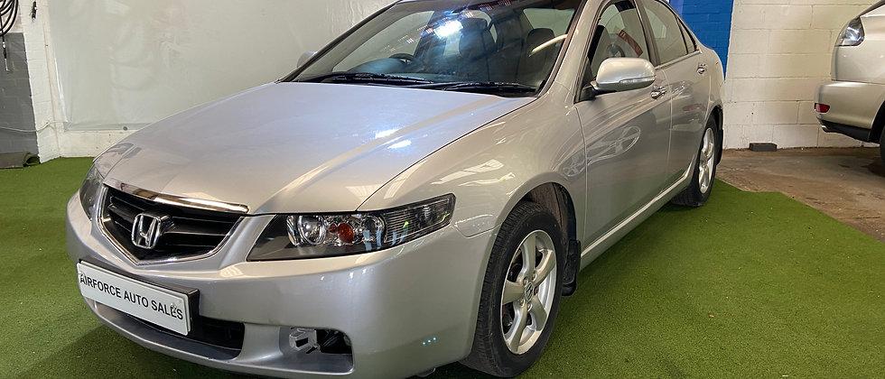 £600 DOWN • Honda Accord 2.0 i-VTEC SE