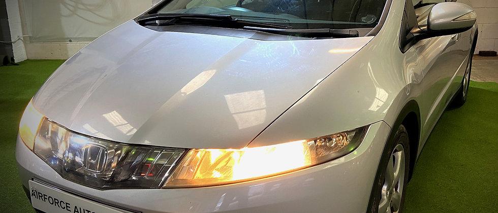 Honda Civic 1.8 i-VTEC ES 5dr i-SHIFT Automatic