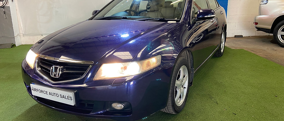 Honda Accord 2.4 i-VTEC Executive 4dr Auto