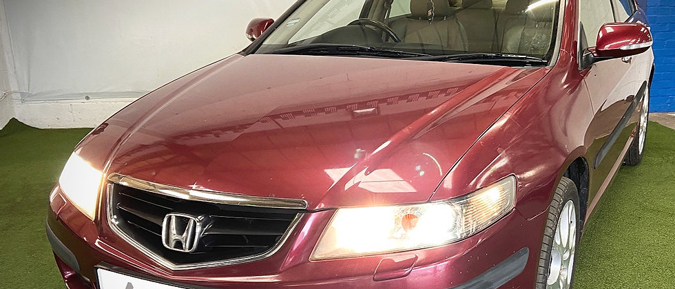 Honda Accord 2.4 i-VTEC Executive Auto