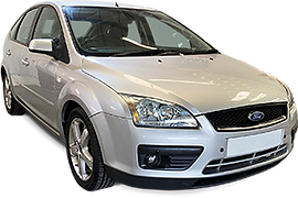 Budget rental car