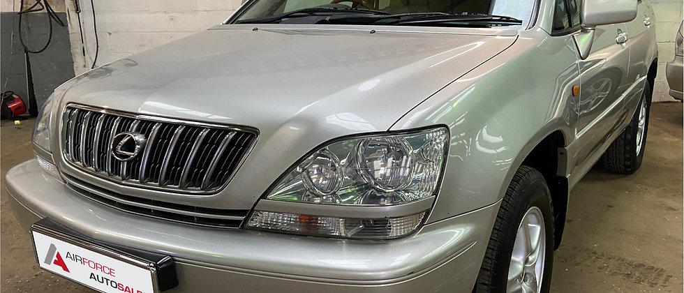 Lexus RX300 3.0 5dr Auto