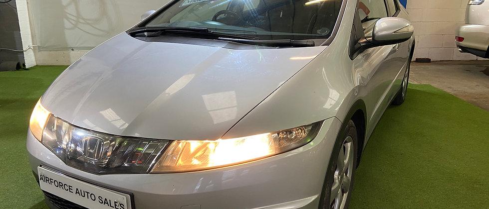 Honda Civic 1.8 i-VTEC ES 5dr i-SHIFT Auto