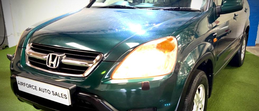 Honda CR-V I-Vtec