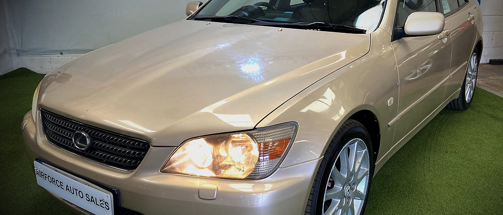 2005 Lexus IS200 AUTOMATIC