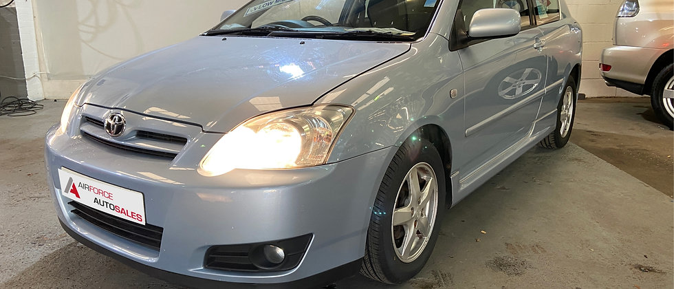 £600 DOWN • Toyota Corolla T3