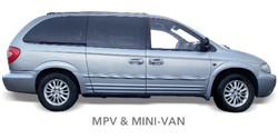 Mini Van Rental Cars