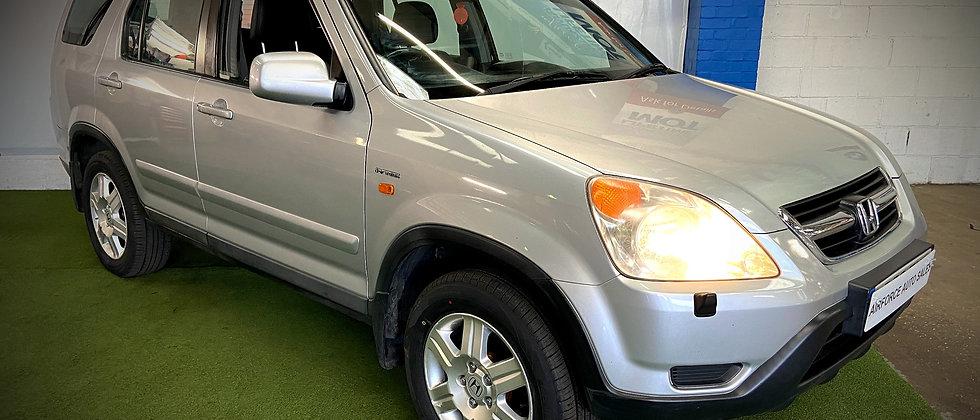 Honda CR-V 2.0 i-VTEC SE Executive 5dr Auto