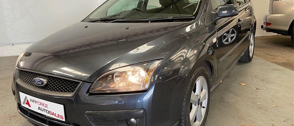 Ford Focus 1.6 Zetec (Climate Pack)