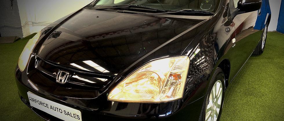 £800 DOWN * Honda Civic 1.6 i-VTEC SE Sport 3dr