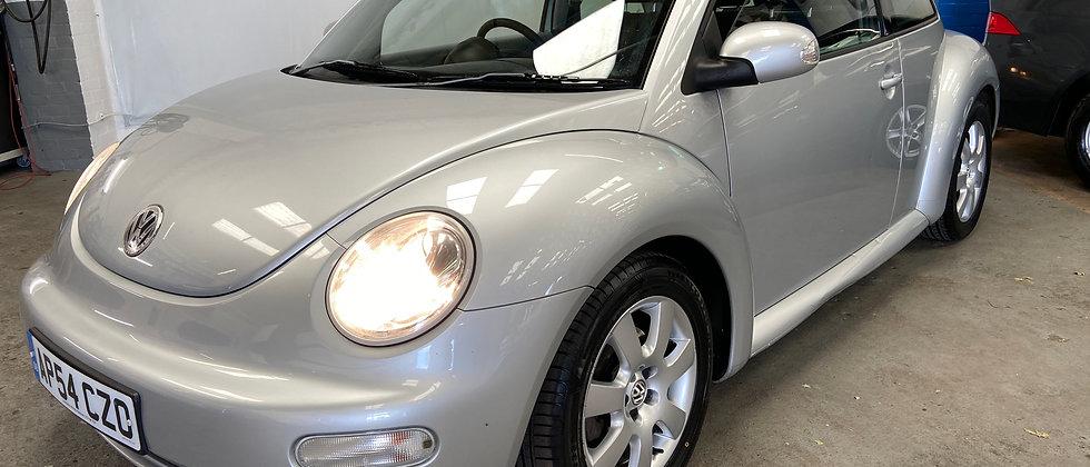 VW Beetle 2.0 3 door Auto