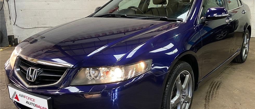 Honda Accord 2.0 i-VTEC Exec Auto