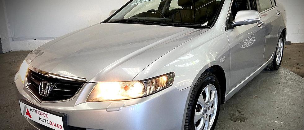 Honda Accord 2.0 i-VTEC SE Auto