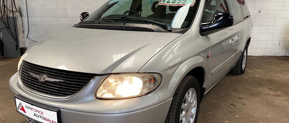 Chrysler Grand Voyager 3.3 Ltd 5dr Auto