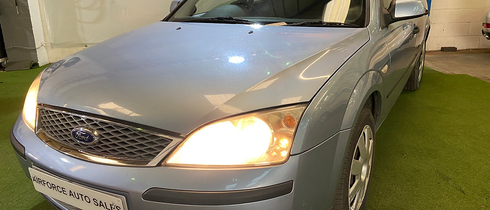 £600 DOWN • Ford Mondeo 1.8 LX