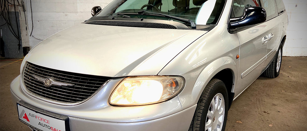 Chrysler Grand Voyager 3.3 Ltd 5dr Automatic