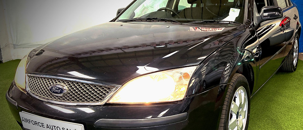 £200 DOWN • Ford Mondeo 2.0 LX