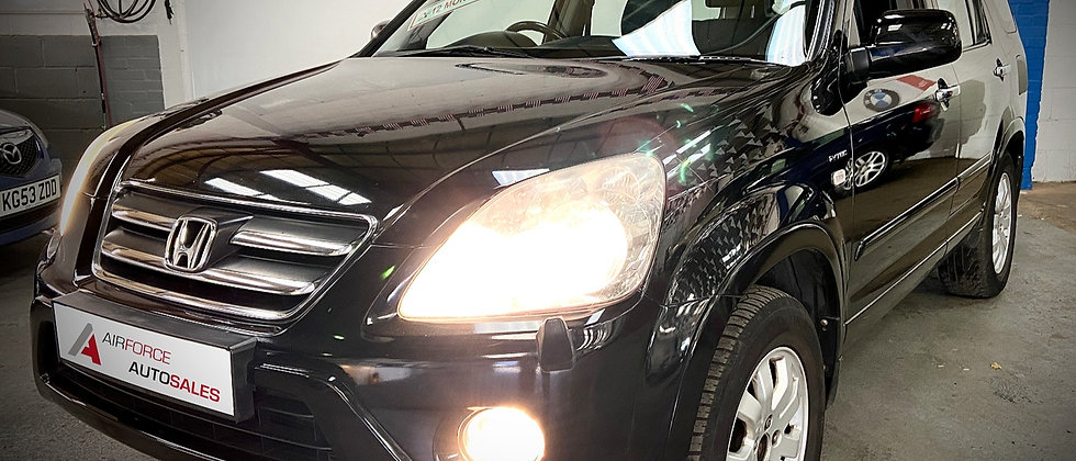Honda CR-V I-Vtec Executive