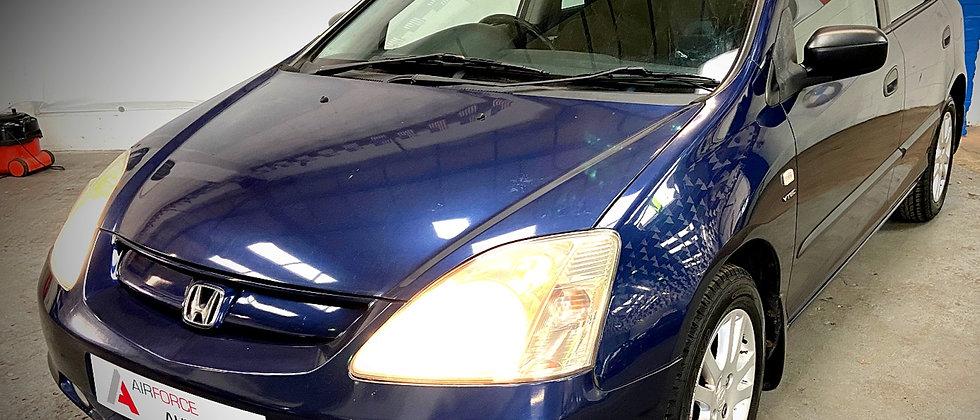 • Honda Civic 1.6 i-VTEC SE Auto